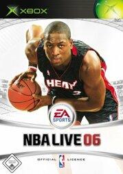 NBA Live 2006, gebraucht - XBOX