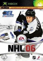 NHL 2006, gebraucht - XBOX