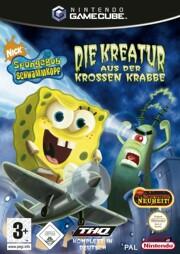 Spongebob Schwammkopf Kreatur a. d. Krossen Krabbe, geb- NGC