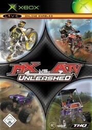 MX vs. ATV Unleashed, gebraucht - XBOX/XB360