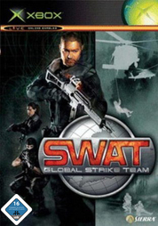 SWAT Global Strike Team, gebraucht - XBOX