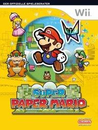 LÖSUNG - Super Paper Mario, offiziell, gebraucht