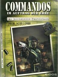 LÖSUNG - Commandos 1 Addon Im Auftrag, offiziell, gebr.