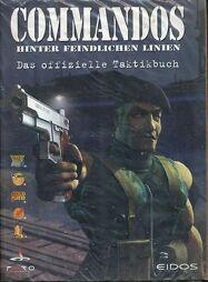 LÖSUNG - Commandos 1 Hinter feindlichen, offiziell, gebr.