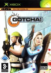 Gotcha!, gebraucht - XBOX