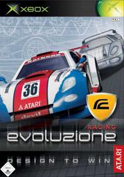 Racing Evoluzione, gebraucht - XBOX