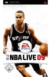 NBA Live 2009 - PSP