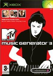 MTV Music Generator 3, gebraucht - XBOX/XB360