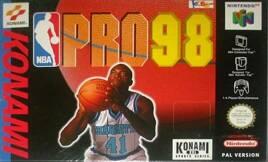 NBA Pro 1998, gebraucht - N64