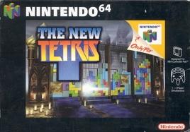 The New Tetris, gebraucht - N64