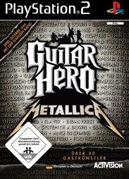 Guitar Hero 4 Metallica, gebraucht - PS2