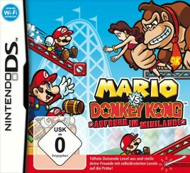 Mario vs. Donkey Kong 3 Aufruhr im Miniland! - NDS