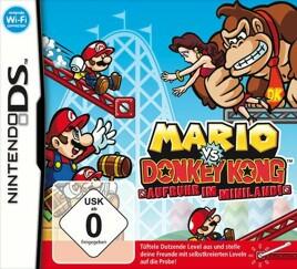 Mario vs. Donkey Kong 3 Aufruhr im Miniland! - NDS