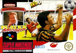Player Manager, gebraucht - SNES