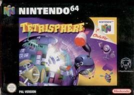 Tetrisphere, gebraucht - N64