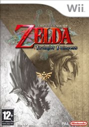 The Legend of Zelda Twilight Princess - Wii