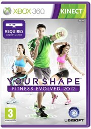 Your Shape Fitness Evolved 2012 (Kinect) - XB360