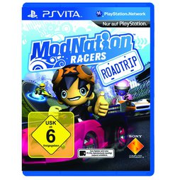ModNation Racers - Roadtrip - PSV