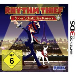 Rhythm Thief & der Schatz des Kaisers - 3DS
