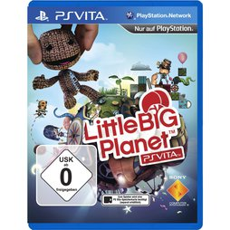 Little Big Planet, gebraucht - PSV