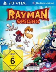 Rayman Origins - PSV