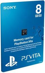 Speicherkarte PSVITA 8GB, Sony - PSV
