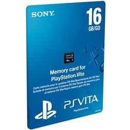 Speicherkarte PSVITA 16GB, Sony - PSV