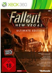 Fallout New Vegas Ultimate Edition, uncut, gebraucht - XB360