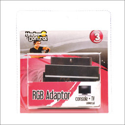 Scart Adapter, Under Control - alle Systeme