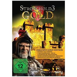 Stronghold 3 Gold - PC-DVD