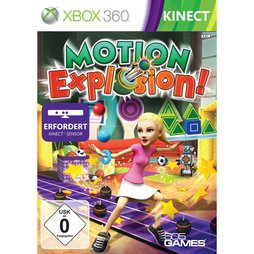 Motion Explosion! (Kinect) - XB360