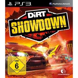 Dirt Showdown, gebraucht - PS3