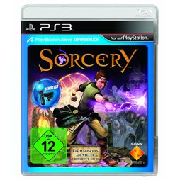 Sorcery (Move), gebraucht - PS3