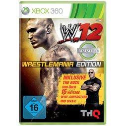 WWE 2012 Wrestlemania Edition, gebraucht - XB360