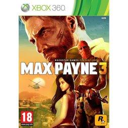 Max Payne 3, uncut, gebraucht - XB360