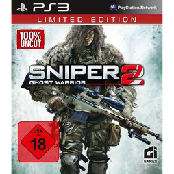 Sniper Ghost Warrior 2 Limited Edition - PS3