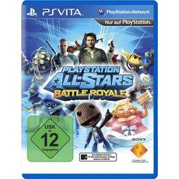 Playstation All-Stars Battle Royale, gebraucht - PSV