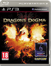 Dragons Dogma inkl. Resident Evil 6 Demo Code, geb. - PS3