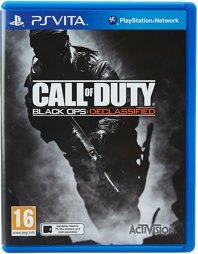 Call of Duty 9 Black Ops Declassified - PSV