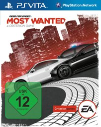 Need for Speed 17 Most Wanted (2012) - PSV