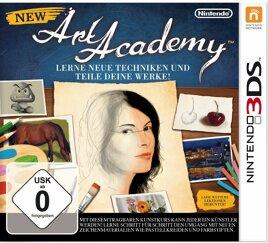 New Art Academy - 3DS