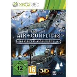 Air Conflicts 2 Pacific Carriers - XB360