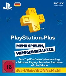 Playstation Network Plus Card 12 Monate (DT) - PSN Code