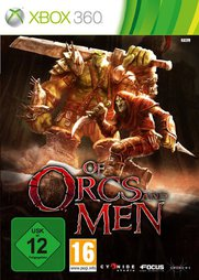 Of Orcs and Men - XB360