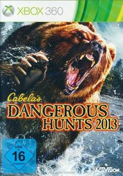 Cabela's Dangerous Hunts 2013 - XB360