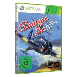 Damage Inc. - Pacific Squadron WWII - XB360