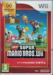 New Super Mario Bros. 1 - Wii