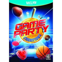Game Party Champions - WiiU