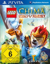 Lego Legends of Chima Laval's Journey - PSV