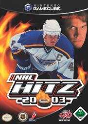 NHL Hitz 2003, gebraucht - NGC